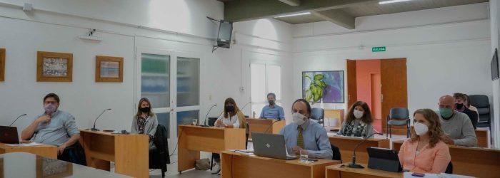 FOTO - Concejo Deliberante RT